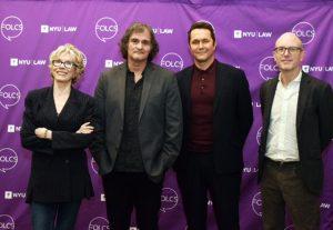 Nov 2017: NYU Sneak Preview Screening Q + A panel guests