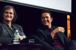 Nov 2017: NYU Sneak Preview Screening Q + A