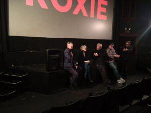 Dec 2017: Roxie Sneak Preview screening Q + A